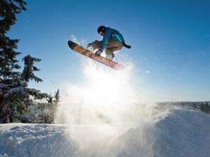 moniteur de Snowbord à gréolières les neiges